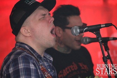 Kris Roe (The Ataris) @ the Fairplex (Pomona, CA); 7/22/12