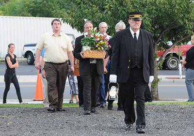Pete Terp Funeral