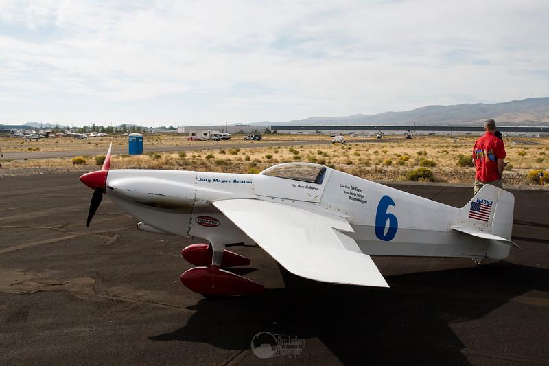 AeroMagic, Race 6