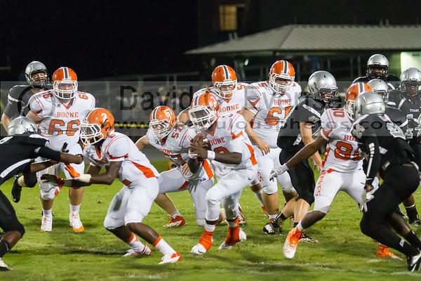 Boone Varsity Football #2 - 2013
