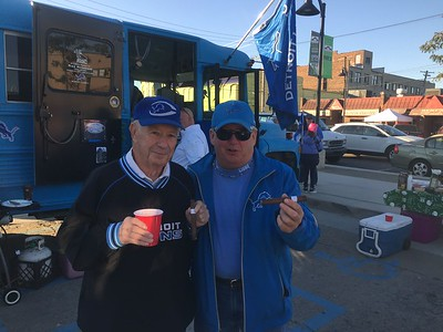 Lions tailgate 10916