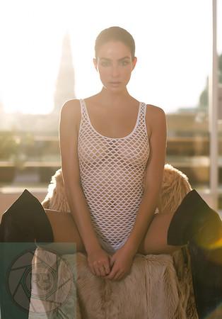 Brittany Moser LA Models