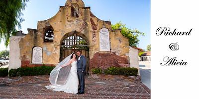 San Gabriel Wedding Photography | Alicia & Richard