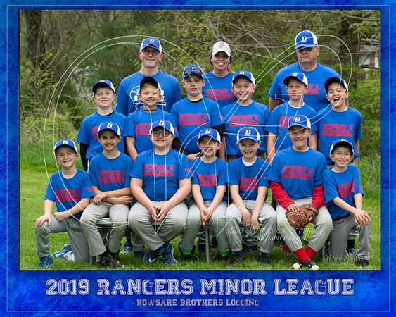 Smith Minor League Rangers