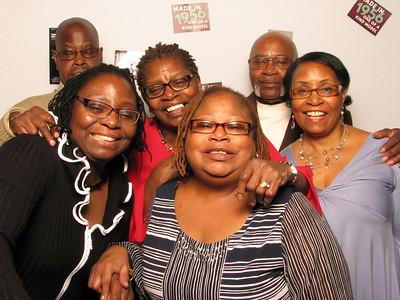 1.30.2016: Nettie's 60th Birthday
