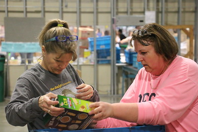 INUMC Work Day: Volunteering at Gleaners Food Bank of Indianapolis
