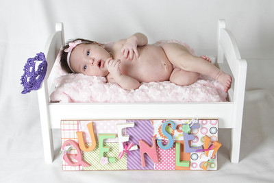 Queensly ~ newborn