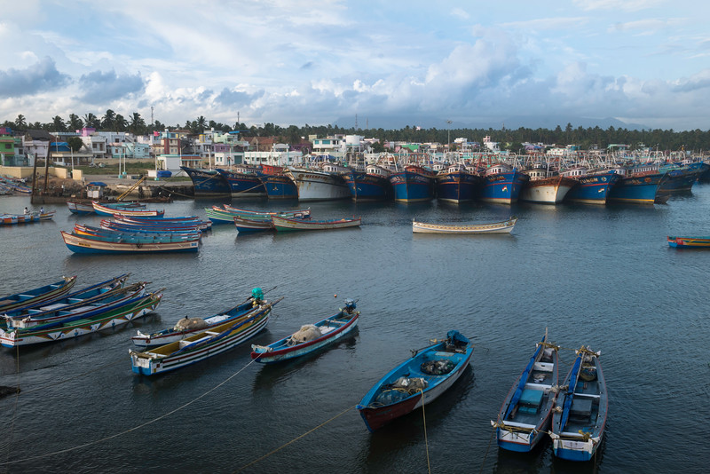 Colachel fishing port.jpg
