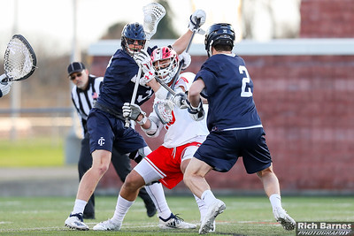 NCAA MLax: IC at Cortland; 4/17/19