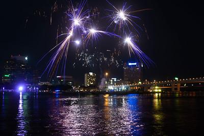 The Landing Lights Up the Night @ Jacksonville Landing - 8.25.18