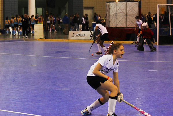 USA Field Hockey National Indoor Championships 2012