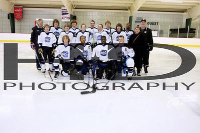 Roosevelt Ice Hockey 2008-2009