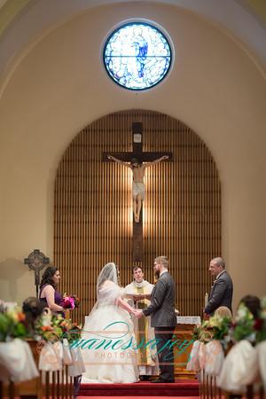 Catherine and Will Ceremony