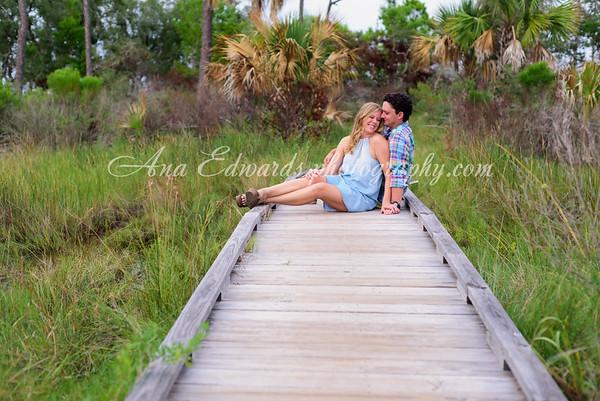 Joe & Brooke     Cape San Blas