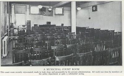 City Court Room - 1929
