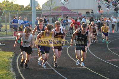 800M - 2012 MHSAA LP Track & Field Regional 8-1 Warren-Mott