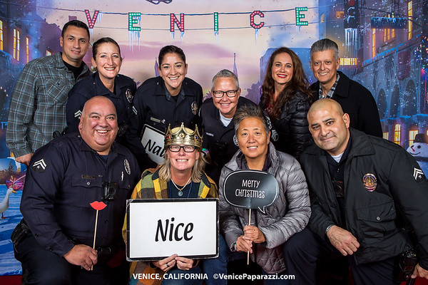 12.02.17 Venice Sign Holiday Photo Booth