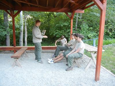 Troop Meeting - Aug 08