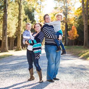 Kari & Mike's Family Portraits