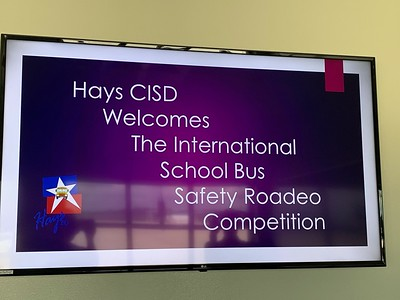 49th Annual School Bus Driver International Safety Competition