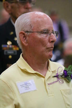 Northwest Piedmont Purple Heart Foundation 5th Annual Dinner