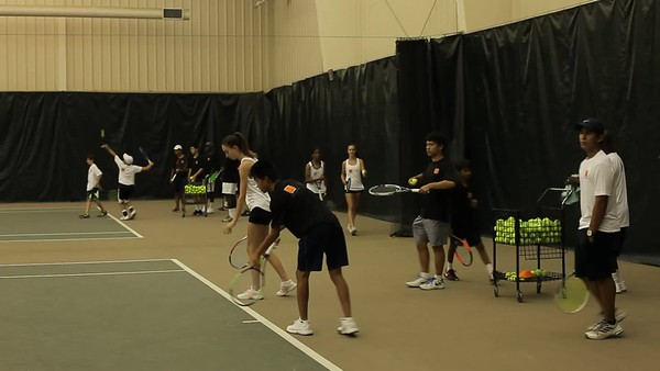Darko Byrd Tennis Academy Shoot Video