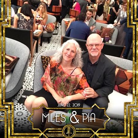Miles & Pia's Wedding (06/22/19)