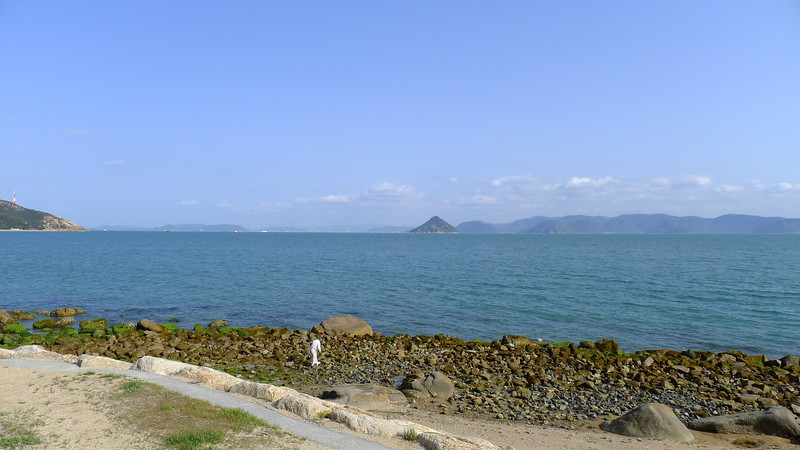 The Seto Inland Sea