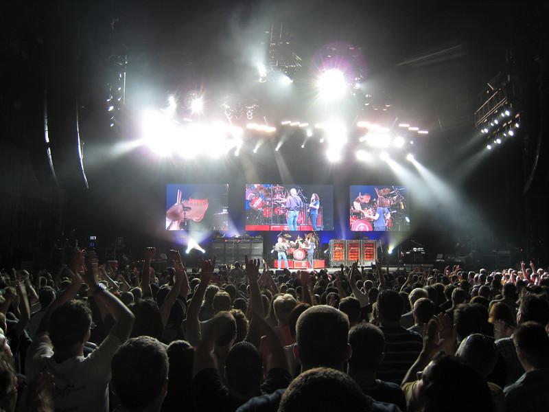 Rush Concert - Camden, New Jersey