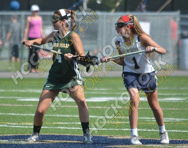 Foxboro - King Philip Girls Lacrosse 5-25-16