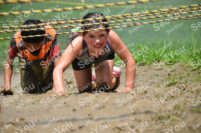 Valley Mud Pit ages 8-9