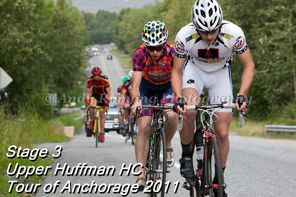 Tour of Anchorage 2011 Stage 3 Upper Huffan HC