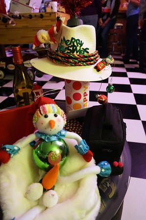 Len & Donna's Crazy Hat Christmas Party