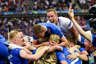 Island - Austurriki EM 2016
