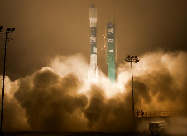 NASA OCO-2 Launch