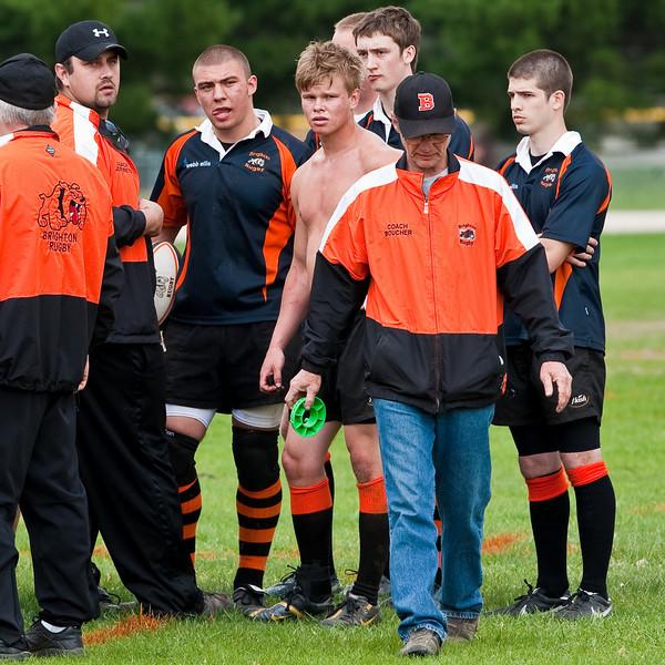 Brighton High School Rugby
