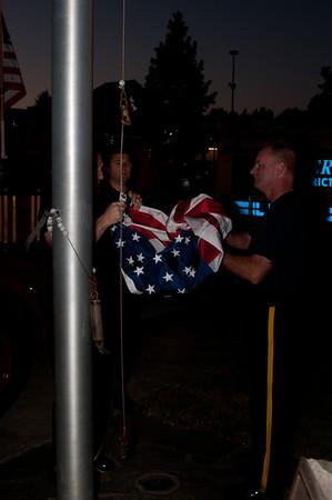 911 Cermoney Keizer Fire District