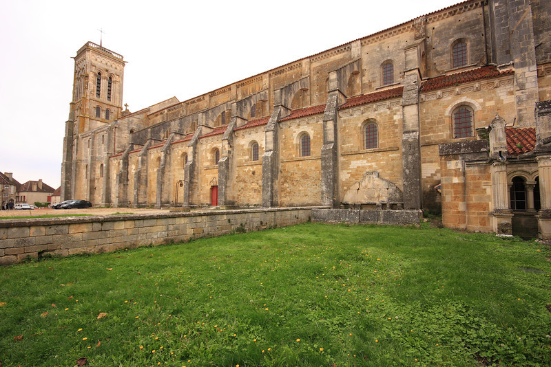 Abbey of la Madaleine, Vézelay 1104
