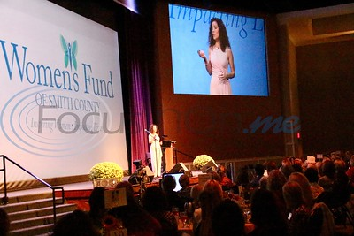 Women's Fund Hosts Power Of The Purse Luncheon by Jim Bauer