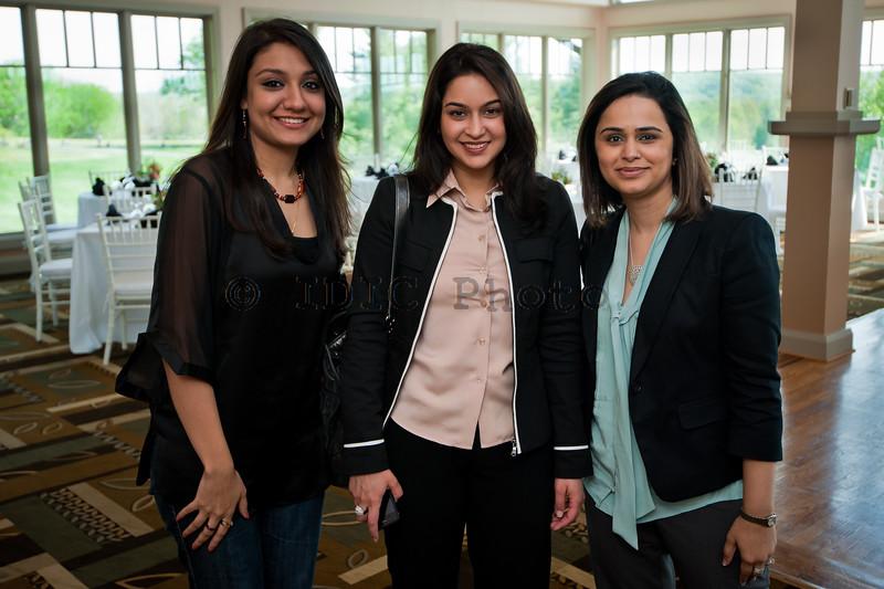 Fatima, Rabyya and Amber
