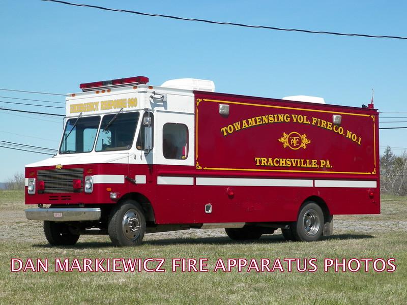 TOWAMENSING TWP. FIRE CO.