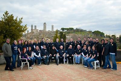 Pellegrinaggio XII and ASPA VIII