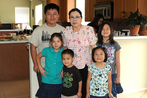 Mother's Day - Ba Noi - 2010