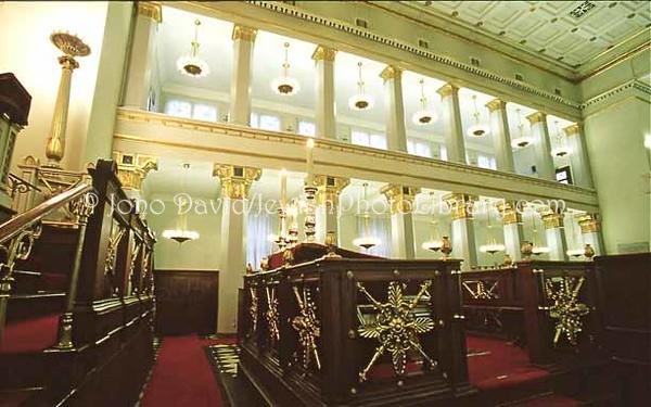 DENMARK, Copenhagen. Great Synagogue. (2006)