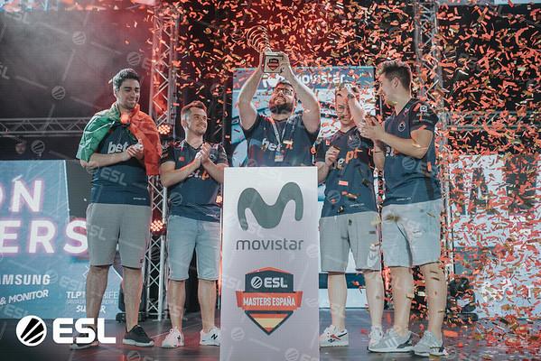 Spain: ESL Masters España