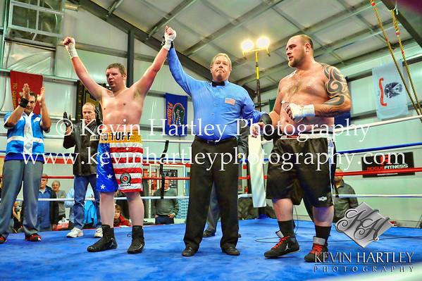 Josh Tufte Defends Title 12-14-13