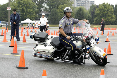 Great Lakes Police Motorcycle Training and Competition GLPMTC 2005