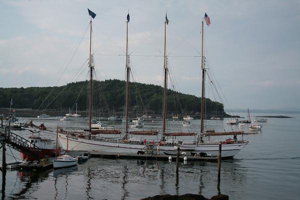Margaret Todd Sail Aug 30th, 2008