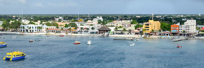 Cozumel, Mexico - MSC Armonia Cruise - May, 2019