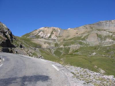 Col du Galibier, Alpe d'Huez 2006